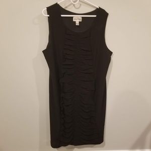 Joseph Ribkoff Black Sleeveless Dress